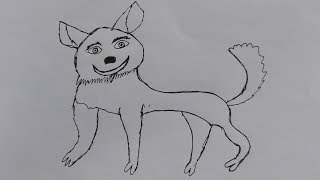 dog realistic draw drawing step drawings face beginners paintingvalley labrador