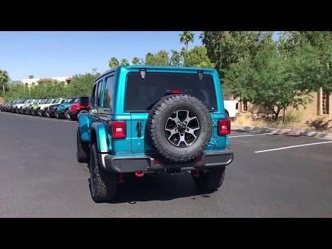 2019 Jeep Wrangler Unlimited Peoria, Surprise, Avondale, Scottsdale, Phoenix, AZ 48908