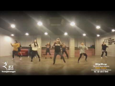 Dawin-Dessert/Kang YoonSeo Choreography/HipHop/Ezdance