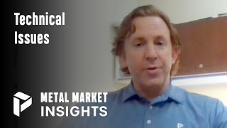 Technical Issues - Kevin Riordan - Metal Market Insights