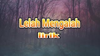 Gambar cover Lelah Mengalah Nella Kharisma (lirik official video)