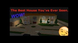 How to make a good house in Roblox Bloxburg: Part 12   POOL PARTY!