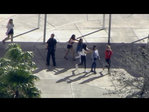 "Parkland 911 call: ""If he shoots, play dead"""