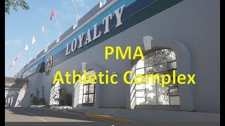 PMA Athletic Complex Tour (Revisited from 35 Years ago)