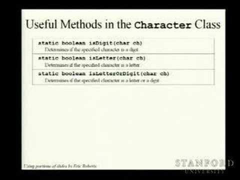 Lecture 12 | Programming Methodology (Stanford)