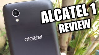 ALCATEL 1 - Review en Español