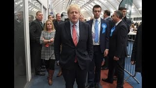 Boris Johnson holds Conservative rally after election victory | ITV News
