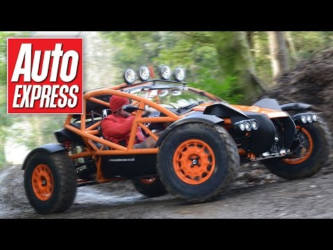 Ariel Nomad off-roader revealed with 235bhp - see it in action!
