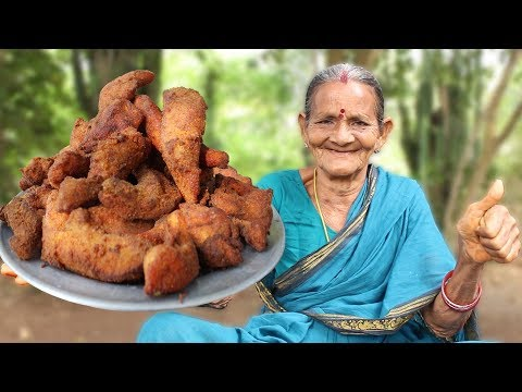 Chicken Tenders Recipe by My Grandmother || Myna Street Food