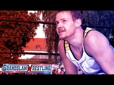 Martin Guerrero Entrance @ GWF Grandslam Wrestling Pre-Show