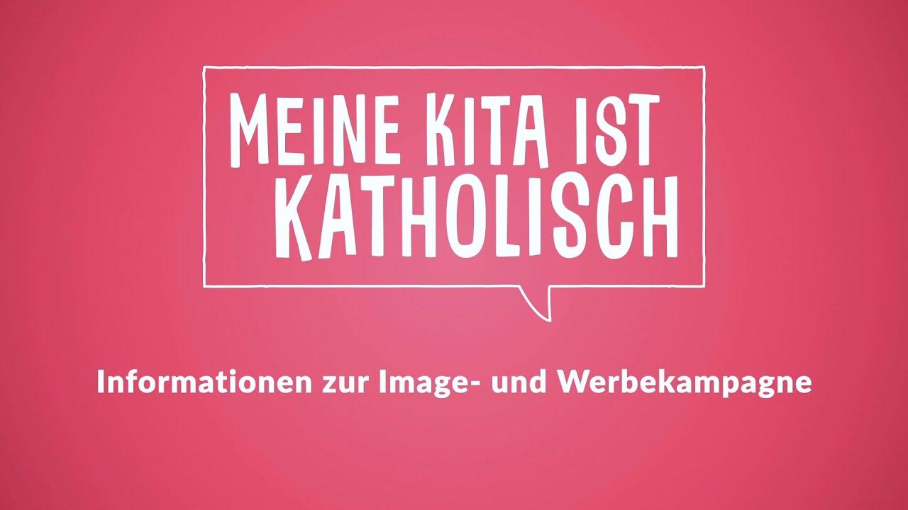 """So nutzen Sie die Image- und Werbekampagne """"Meine Kita ist katholisch"""""""