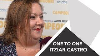 Itziar Castro: Vis a vis y las novedades de la tercera temporada