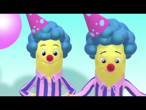 Clowning Around - Full Episode Jumble - Bananas In Pyjamas Official