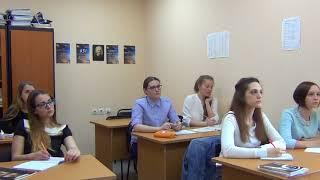 Урок гармонии - К. В. Братанов, Сургутский музыкальный колледж 05 04 17