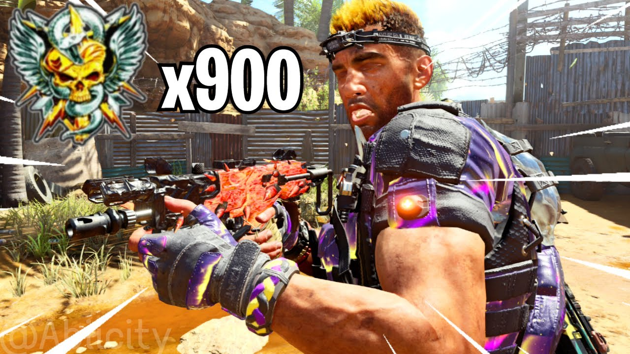 Getting My 900th Nuclear On Black Ops 4..? (COD BO4)
