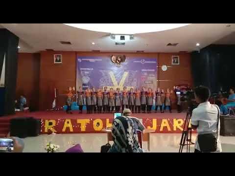 Tari Saman MTsN1 Jakarta - Harapan 1 Saat Perlombaan Samfest Cup