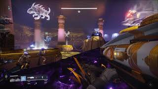 (Prestige Mode)Fuck This Game - Calus Invincible Glitch