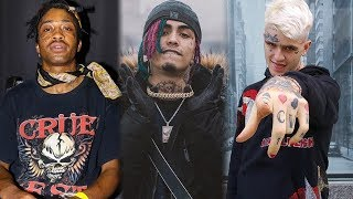 Lil Tracy Goes Off on Lil Pump for showing fake love to Peep after he died thumbnail