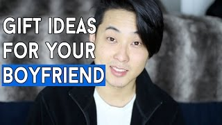 Gift Ideas For Boyfriend (a Guy)