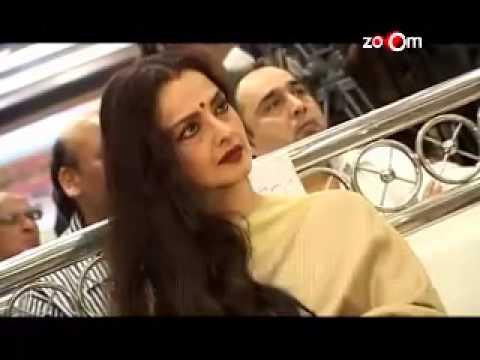 Rekha gives style tips to Rani Mukerji, Katrina finds a new friend, and more hot Bollywood news...