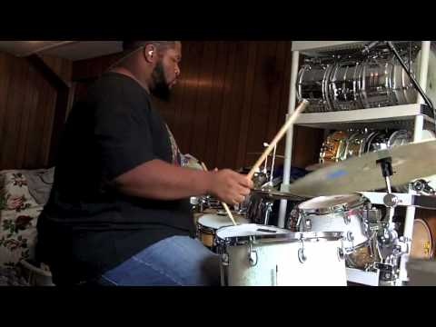 Out In The Open (John Rileys The Art Of Bop Drumming)