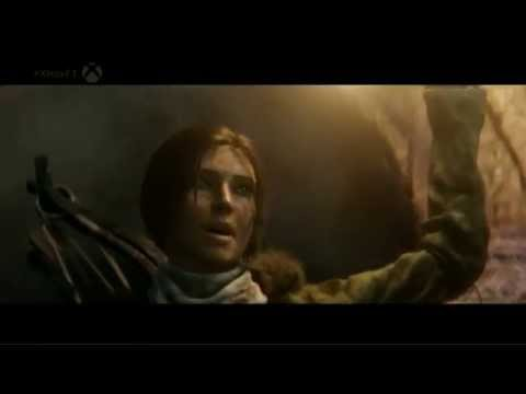 Rise of the Tomb Raider - E3 2014 Trailer - Eurogamer
