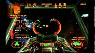 Starlancer Mission 3 (Gameplay)