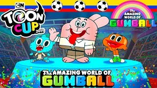 TOON CUP 2019 - THE AMAZING WORLD OF GUMBALL (TOURNAMENT) - CARTOON NETWORK GAMES