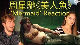 周星馳《美人魚》(Mermaid) Reaction, Head Spread on Stephen Chow