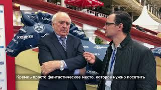 Смотреть видео Президент Longines в Москве онлайн