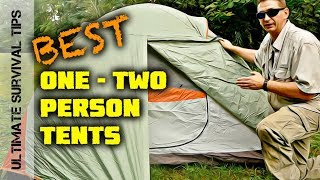 BEST TENTS: 2 Backpack BUDGET Tents from ALPS Mountaineering