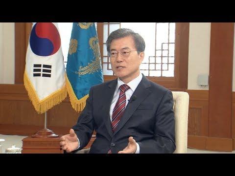 S Korean President's China Visit Aimed at Rebuilding Mutual Trust