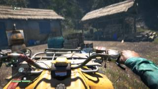 Far Cry 4 PC Gameplay Ultra [GTX 780Ti]