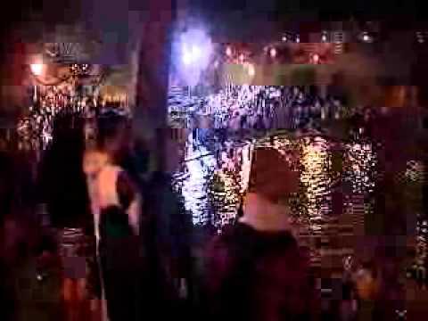 RAW VIDEO: OSU Students Jump Into Mirror Lake