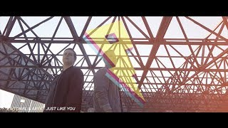 Tritonal & APEK ft. Meron Ryan - Just Like You [Lyric Video]