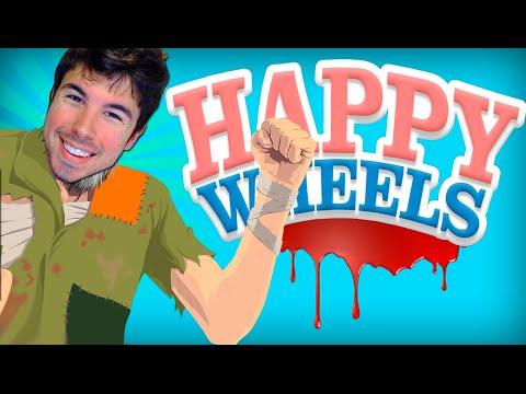 HAPPY WHEELS: Episodio 418