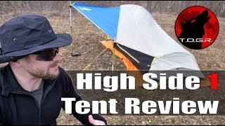Ultralight, Stable, Versatile - Sierra Designs High Side 1 Tent - Review