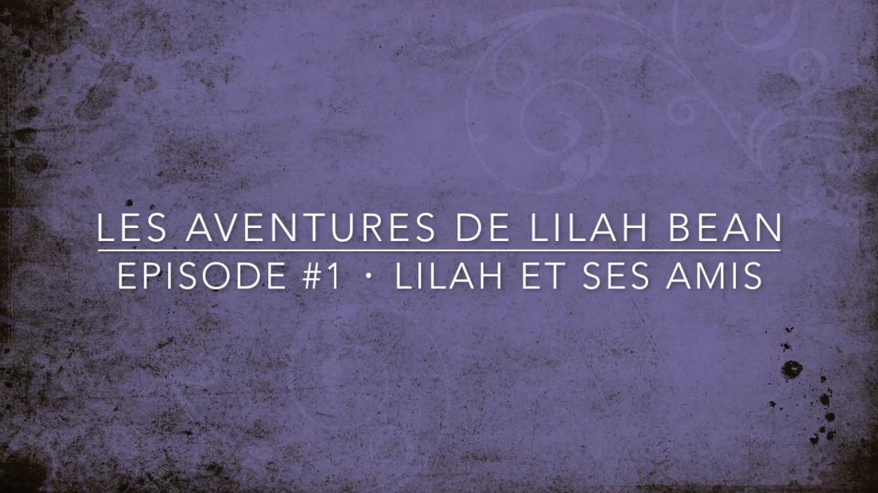 Zentangle® pour les enfants ★ Les aventures de Lilah Bean