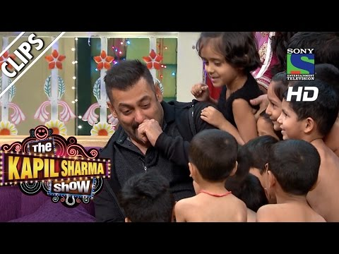 Bacho Ke Abbu Jaan - The Kapil Sharma Show...