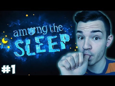 BEBESHKI HOROR?! (Among The Sleep #1)
