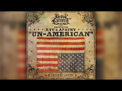 Bishop Lamont - Un-American Feat. Ryu & Apathy Of Demigodz Prod. By Paul Cabbin