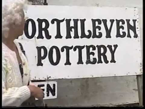 Porthleven Pottery by adr films 1998