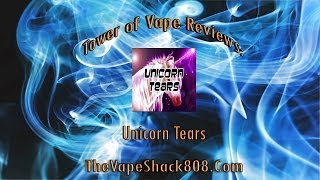 Tower of Vape | The Vape Shack 808 Unicorn Tears