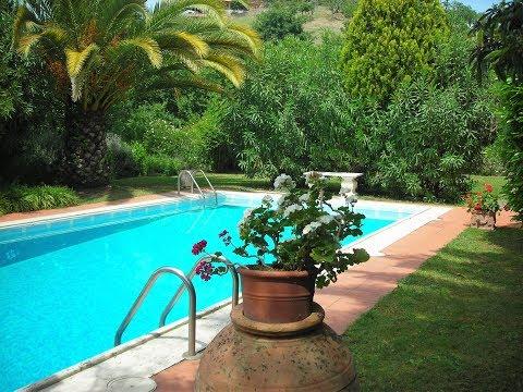 Villa Indipendente con parco e piscina a CastelNuovo di Porto