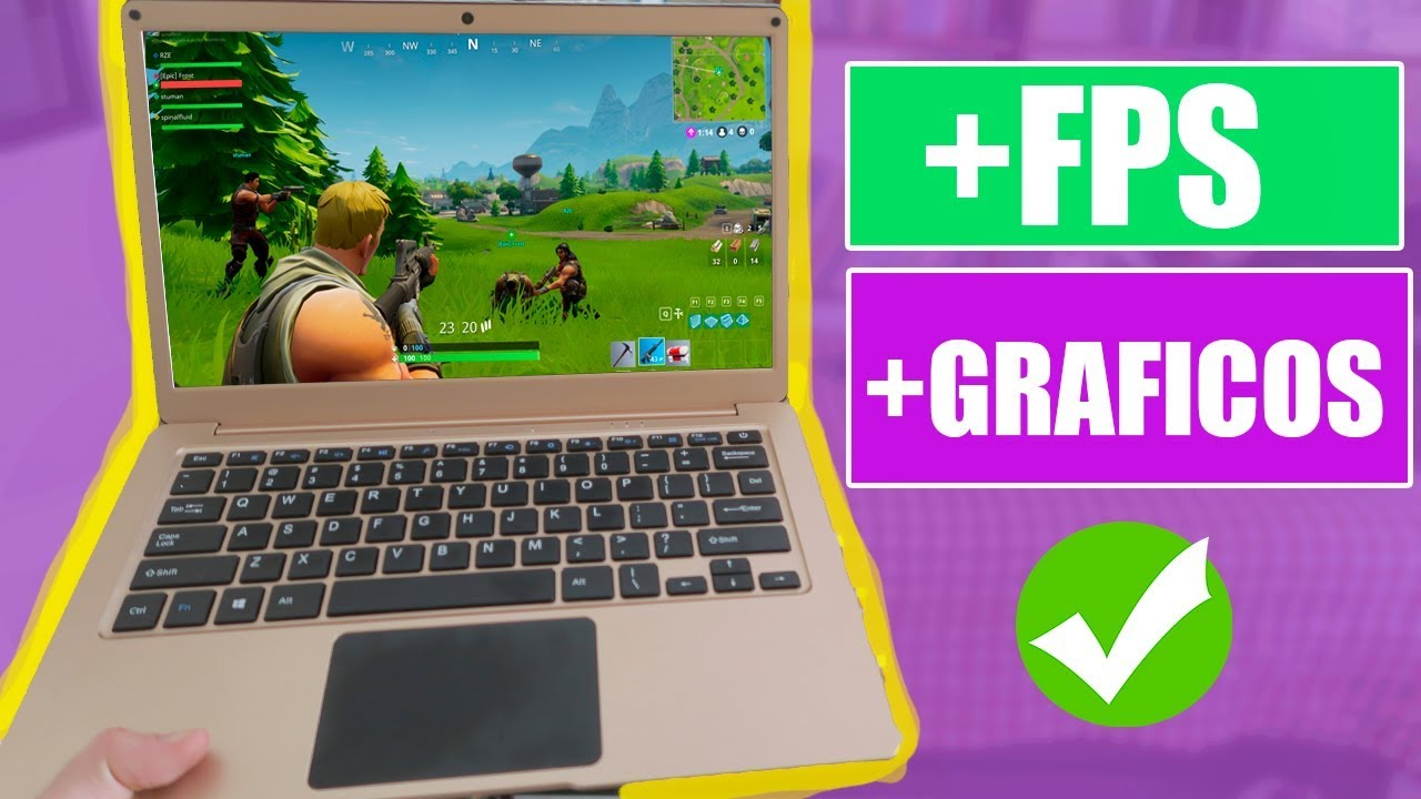 Optimizar Juegos Pc Windows Al Maximo 2018 Fps Graficos Con Bajos Recursos Fortnite Pubg Youtube