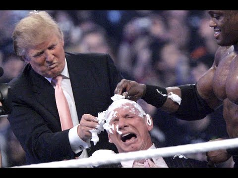 CNN ACCUSES TRUMP OF INCITING VIOLENCE BY TACKLING WWE VINCE MCMAHON: Ignore Neocons in Dem Party