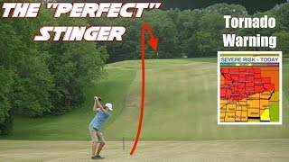I Went Searching For The Perfect Stinger & Almost Got Hit By a Tornado