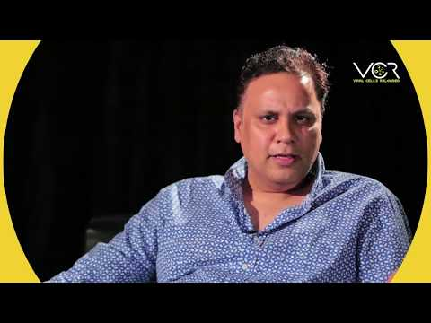 VCR..,Gagan Mudgal, The Voice Of NO 1 South Asian Radio Station in UAE