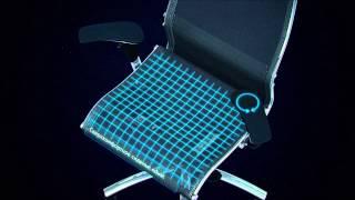 Новое кресло Samurai(Приобрести кресло можно на официальных сайтах производителя: http://metta.ru (розничные продажи) и http://opt.metta.ru..., 2014-11-25T08:46:48.000Z)