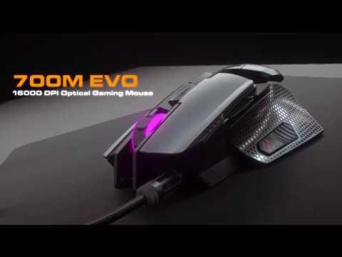 COUGAR 700M EVO - 16000 DPI Optical Gaming Mouse
